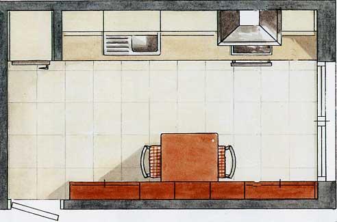Empresa de cocinas for Cocinas en paralelo